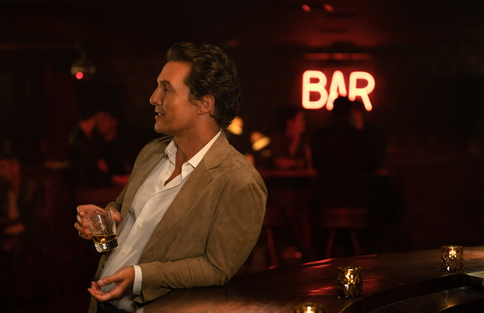 PROMO: Matthew McConaughey Challenges Cultural Norms With New Series 'Talk Turkey'
