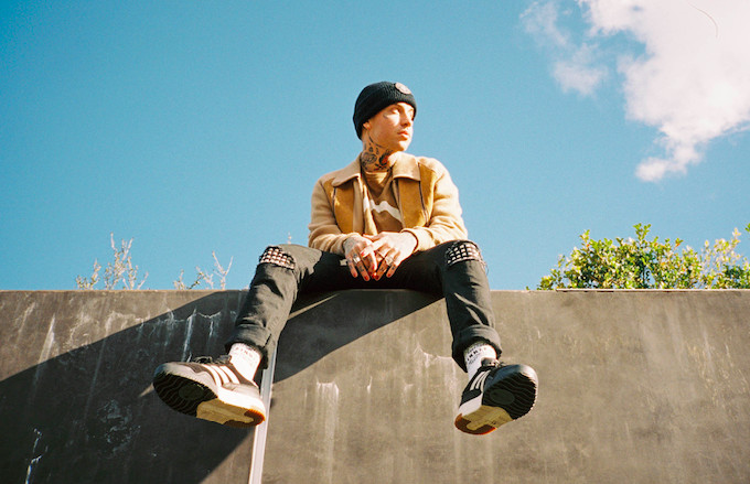 Premiere: blackbear Drops Short Film 'THE ANONYMOUS SAGA'