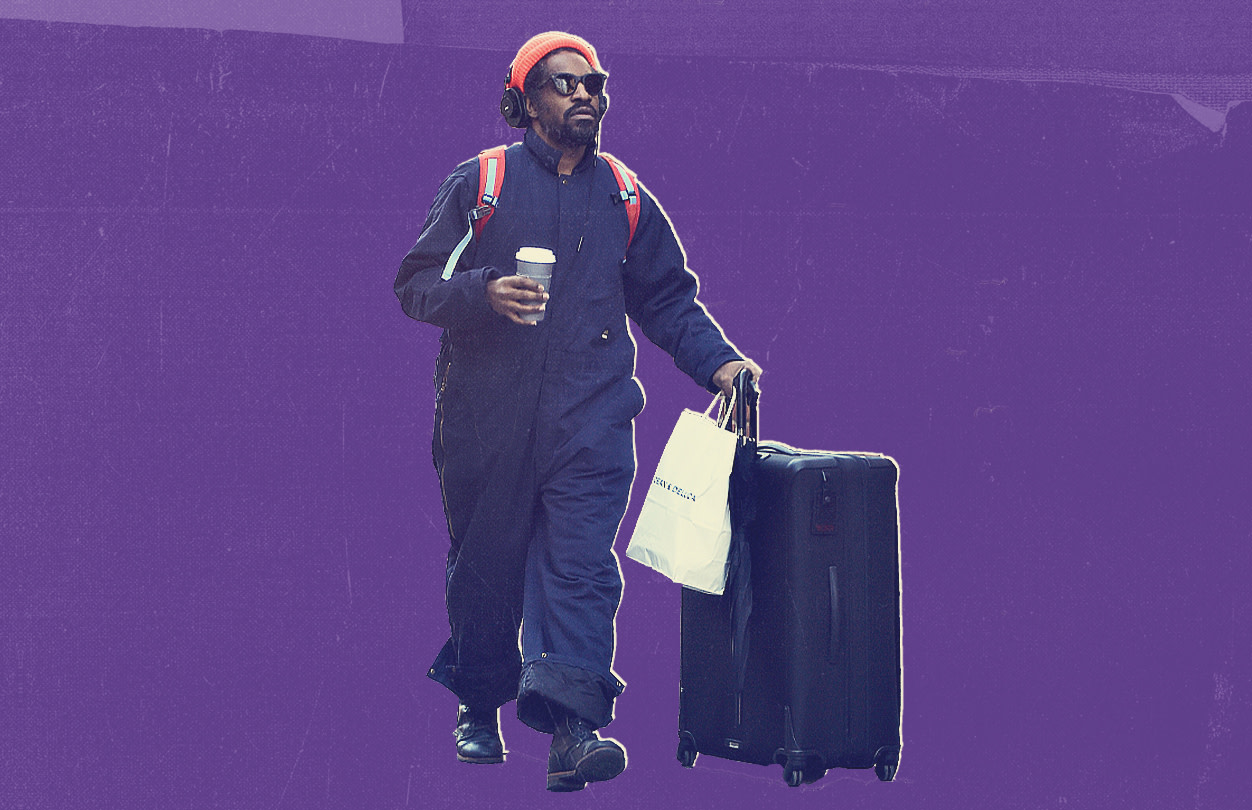 André 3000 Is Rap's Bill Murray: Everyone Has a Three Stacks Story