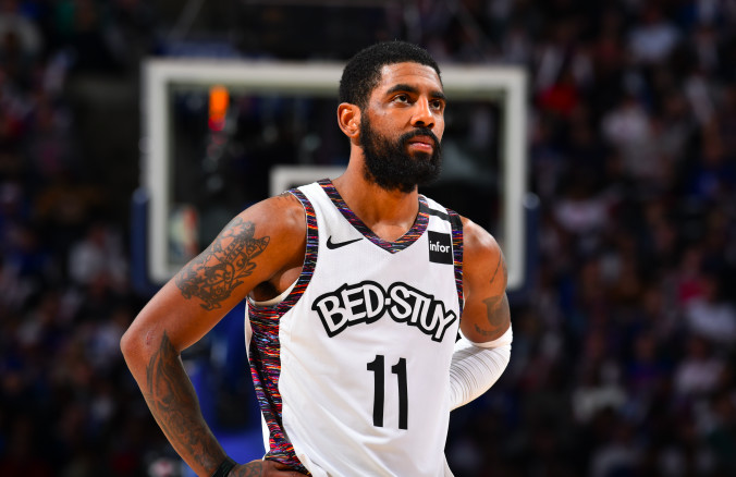 Kyrie Irving on the Criticism He's Received: 'They Crucified Martin Luther King'