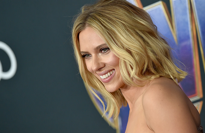 Scarlett Johansson Defends Her Right to Play 'Any Person, Tree, or Animal' She Wants