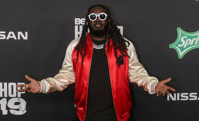 T-Pain Cancels Tour Due to Low Ticket Sales: 'We F*cked Up'