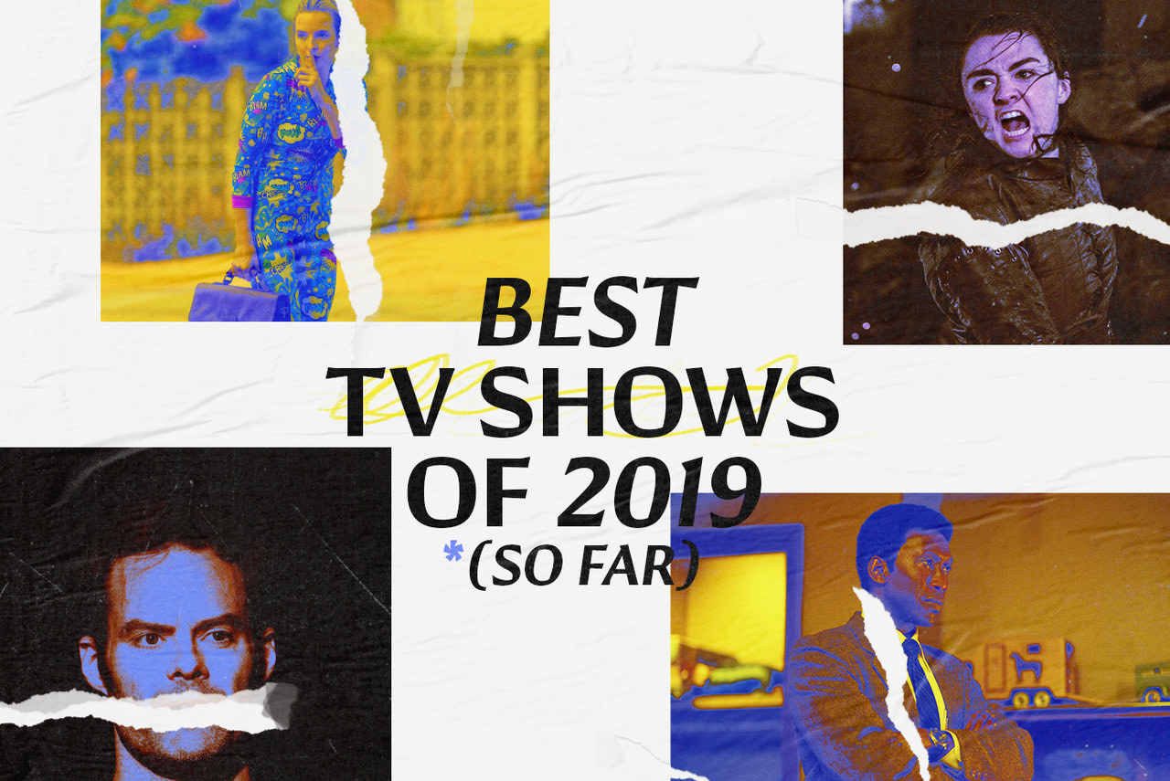 The Best TV Shows of 2019 (So Far)'Killing Eve'