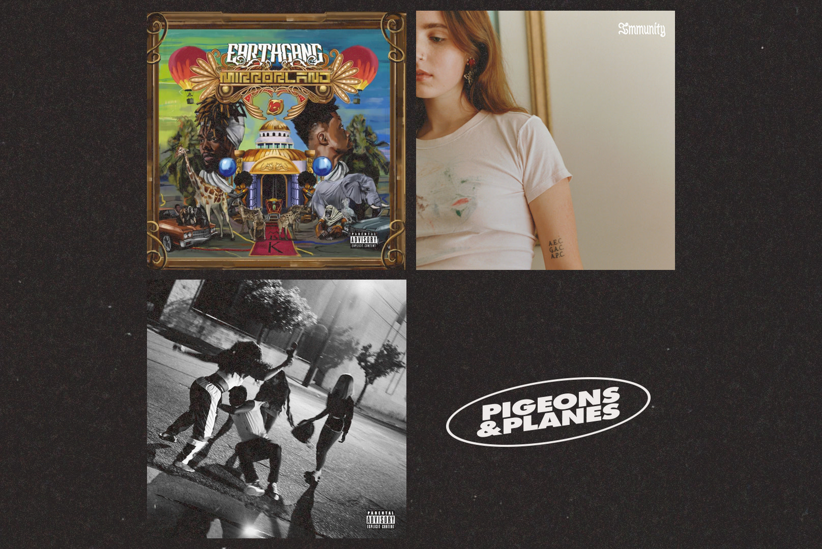 The Rotation: Albums We're Listening to Right Now