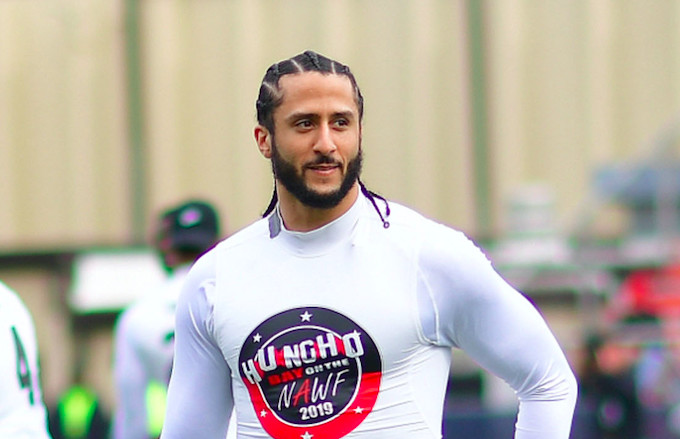 Kaepernick Camp Says Attendance List Was Promised for Workout, NFL Says Otherwise