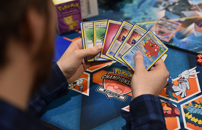 Complete Set of First-Edition Pokémon Cards Sold for Over $100,000 at Auction