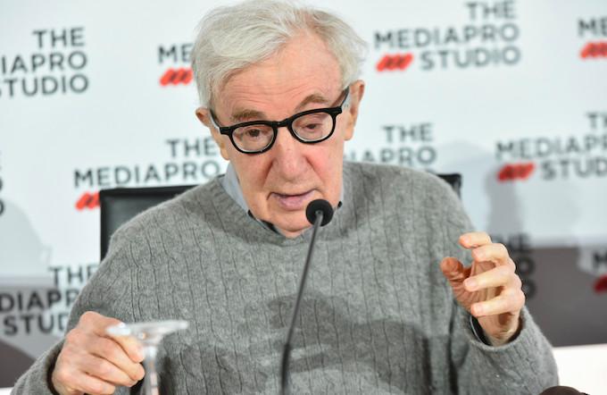 Woody Allen and Amazon Settle $68 Million Lawsuit