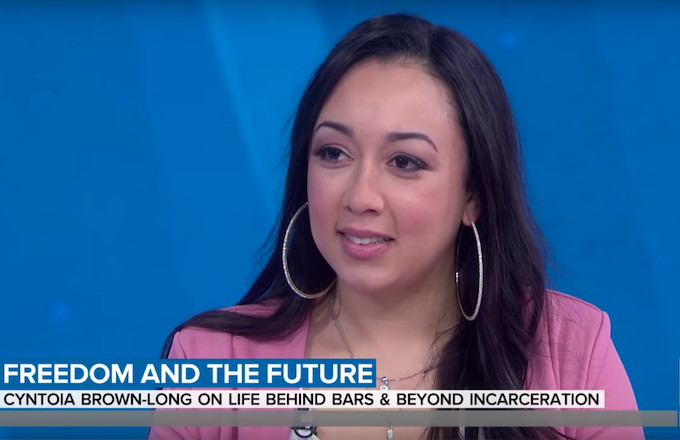 Cyntoia Brown-Long Opens Up About Release From Prison and Apologizes to Family of Man She Killed