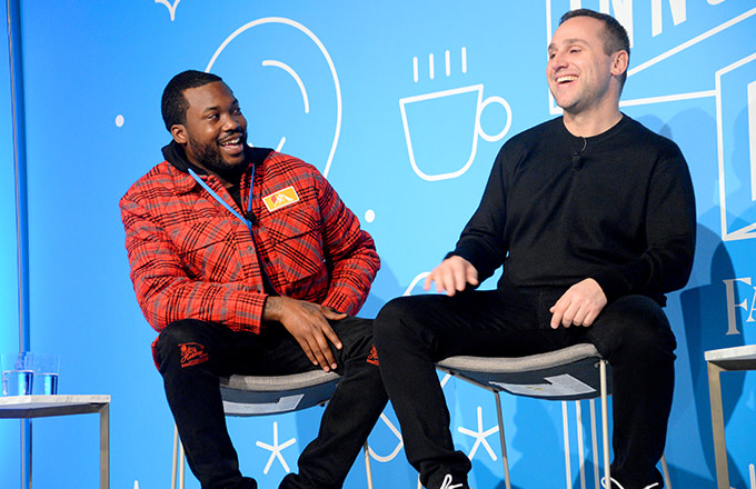 Meek Mill and Michael Rubin Announce Plan to Donate Millions to Pennsylvania Schools