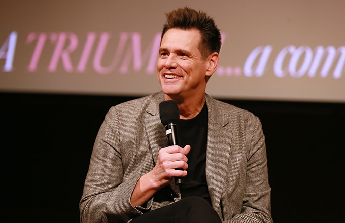 Jim Carrey Explains Why He Doesn't Take Selfies With Fans