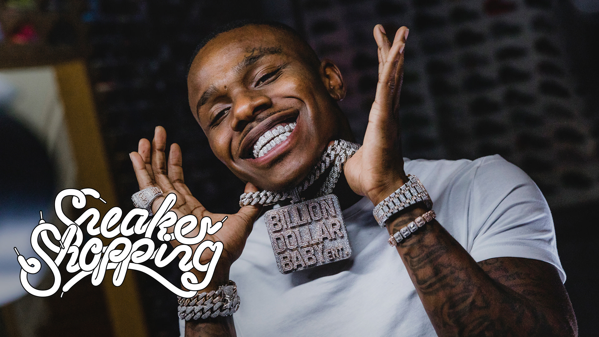 DaBaby Goes Sneaker Shopping With Complex | Sneaker Shopping