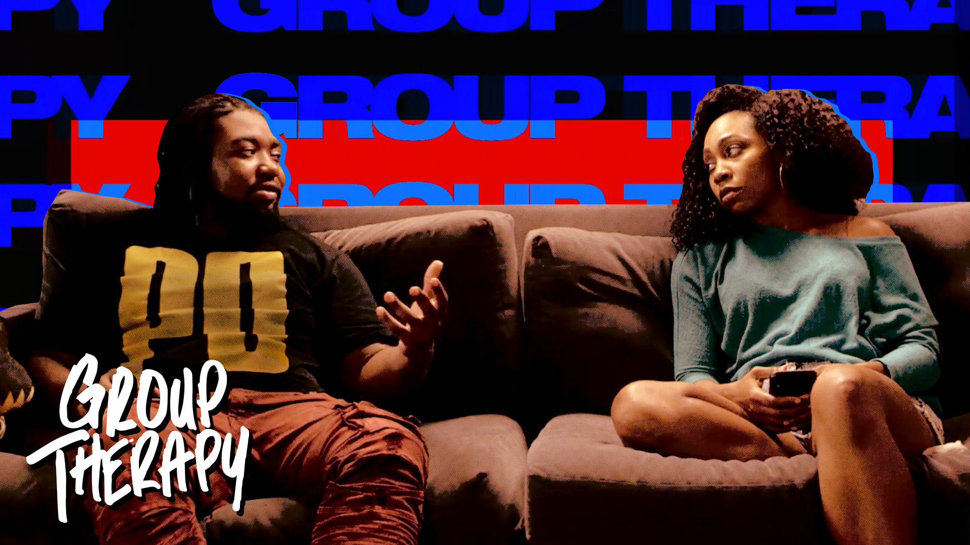 When Your Girlfriend Let's You Pick Where To Eat | Group Therapy