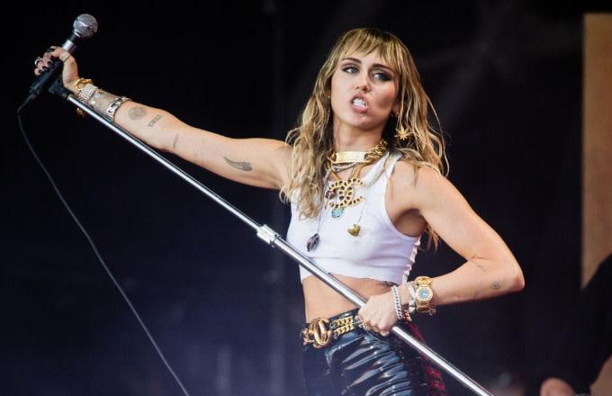 "Miley Cyrus Shares New Song ""Slide Away"" Following Liam Hemsworth Split"