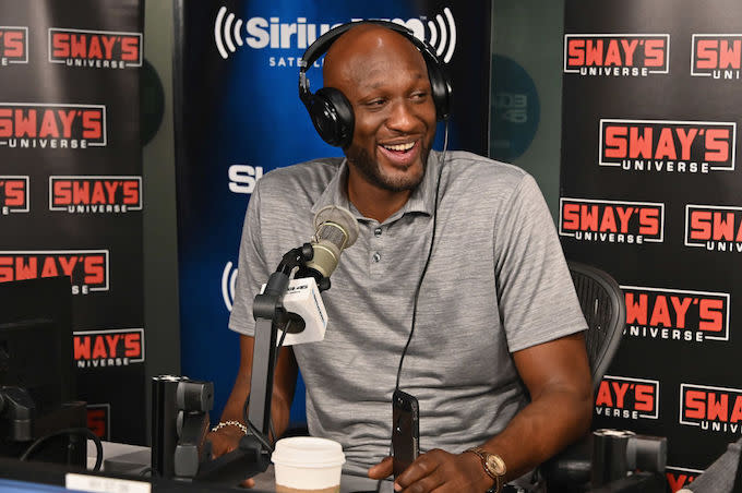 Lamar Odom Says He Had 12 Strokes and 6 Heart Attacks, Shares JAY-Z Advice He Wishes He'd Taken