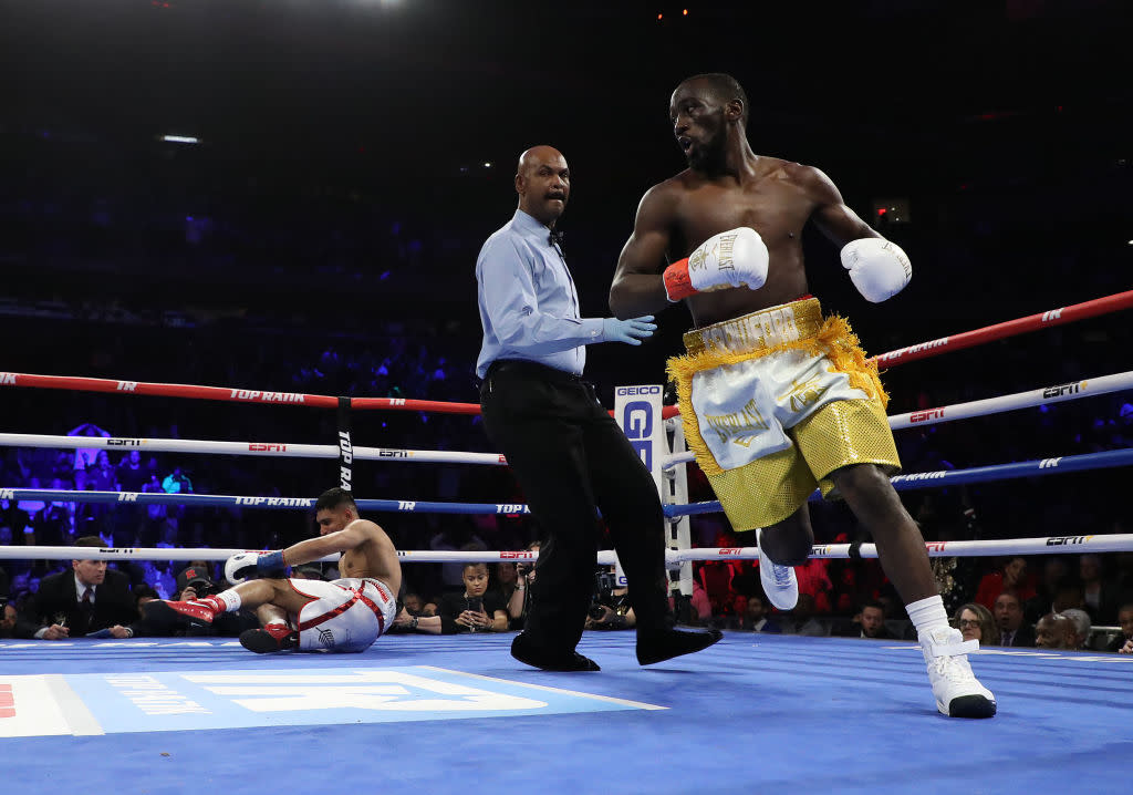 Terence Crawford Would Never Want to Fight Floyd Mayweather Because He Knows How to Beat Him