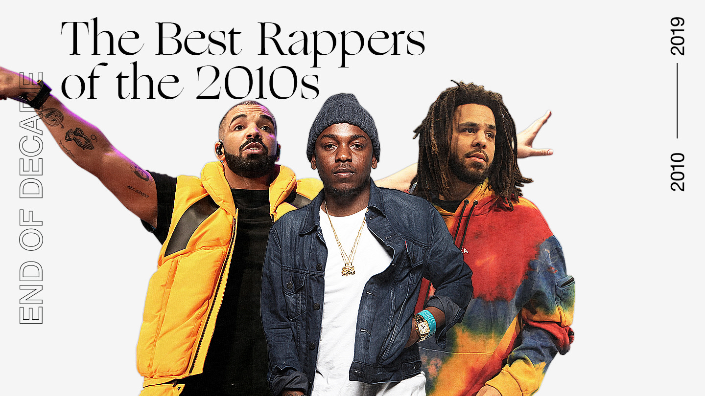 The Best Rappers of the 2010s