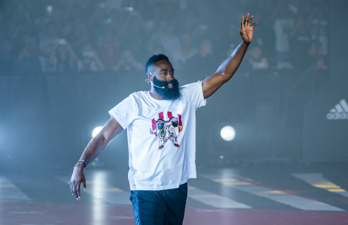 James Harden Give a Mother $10,000 While in the Bahamas