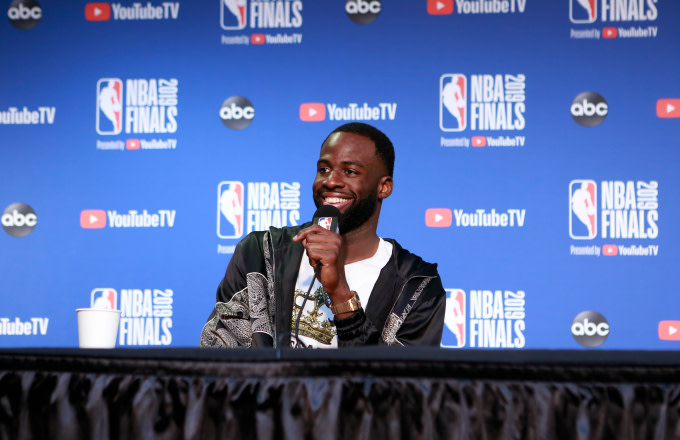 Draymond Green Talks Kevin Durant and People Doubting the Warriors