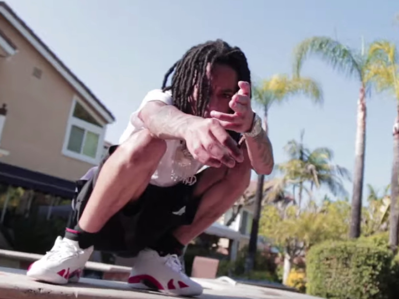 "YBN Nahmir Keeps It Brief in New ""Opp Stoppa"" Video"