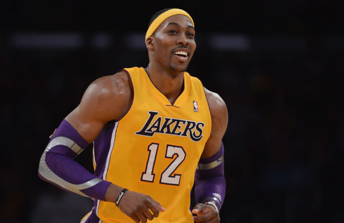 Lakers Reportedly Warned Dwight Howard Not to Disrupt Team