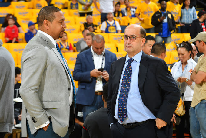 New York Knicks Reportedly Have 'Short List' of Head Coach Candidates