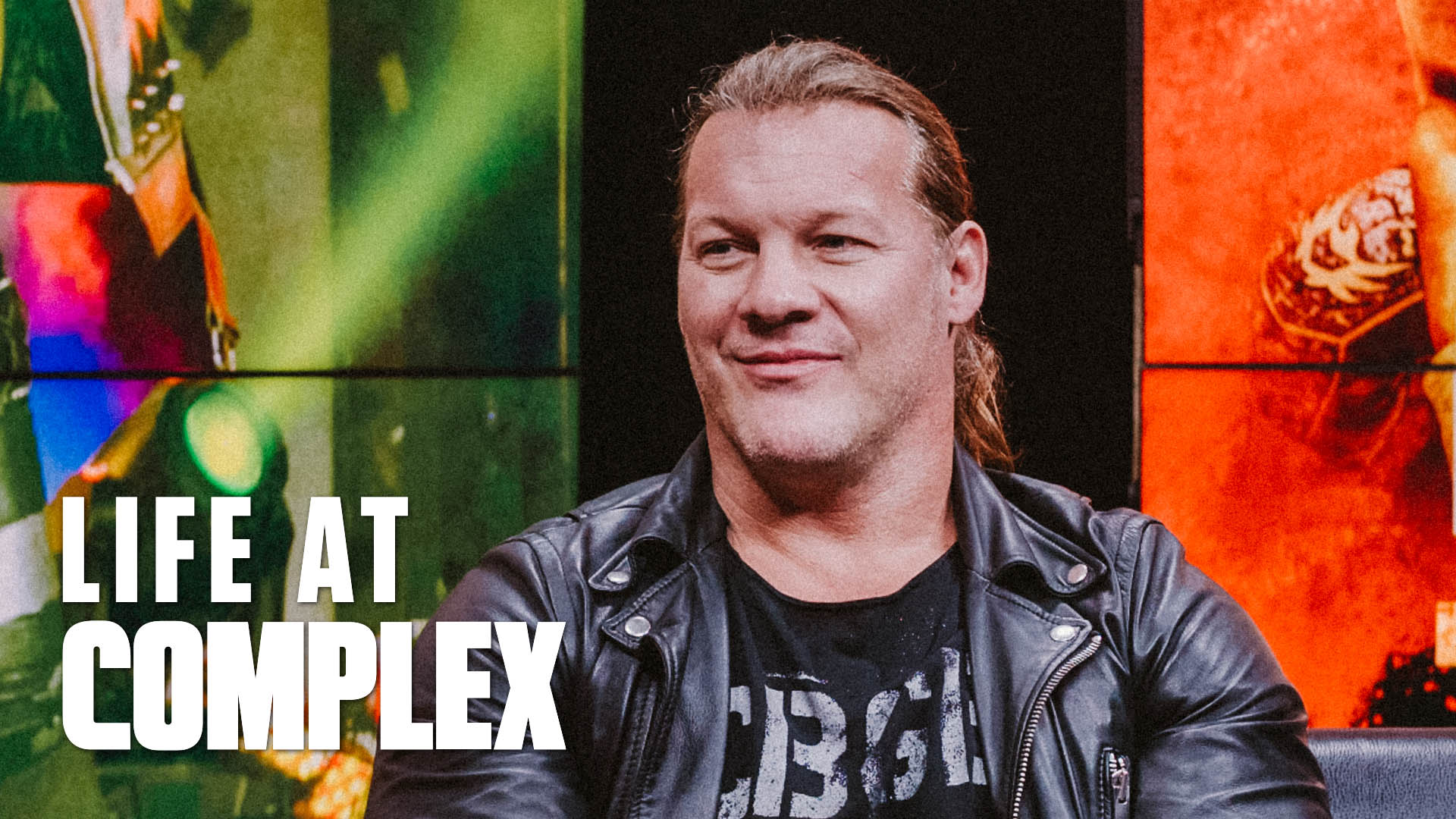 Chris Jericho Talks AEW's New TNT Show and His Evolution As a Performer | Life At Complex