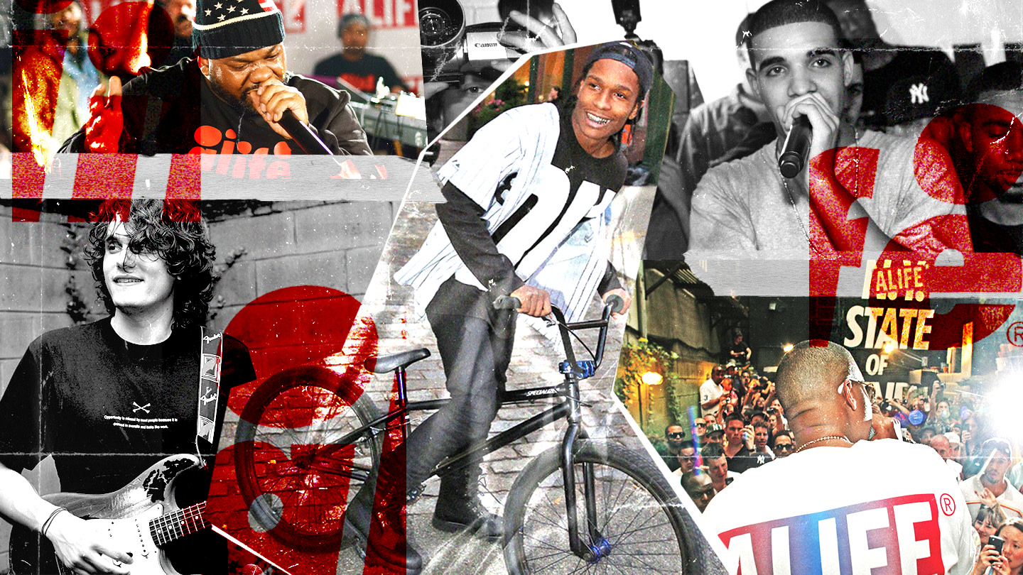 The Story of Alife Sessions: The Concert Series That Helped Jumpstart Drake & ASAP Rocky's Careers