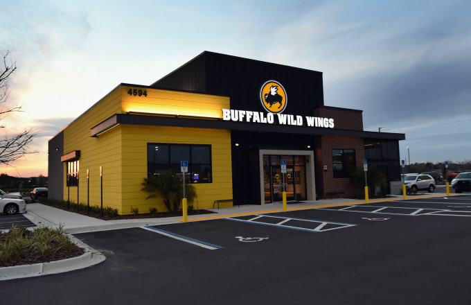 Live Rat Falls on Customer's Table at Buffalo Wild Wings