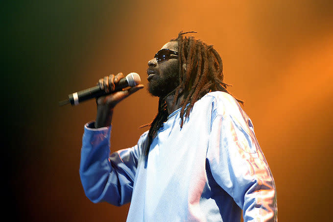 Supreme Unveils Upcoming Collaboration With Reggae Artist Buju Banton