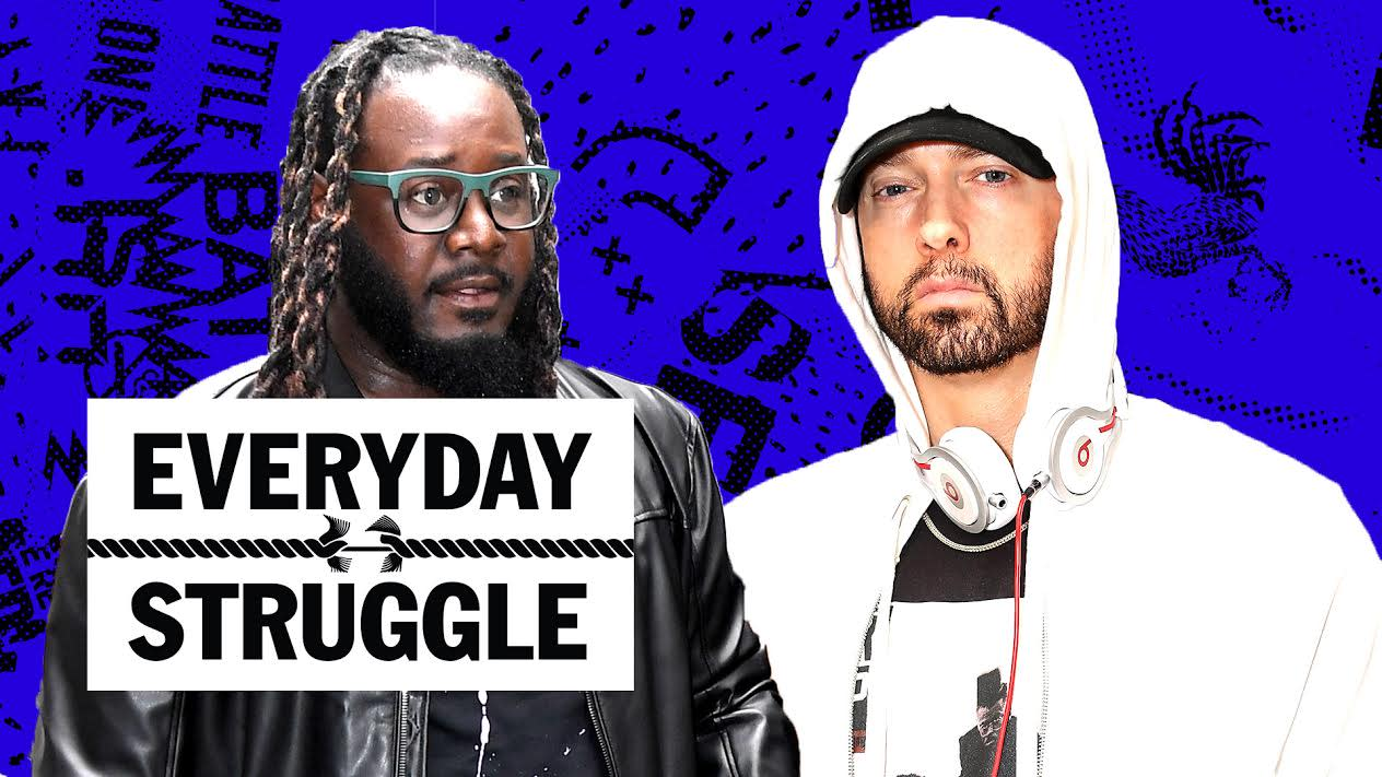 Cam'ron Regrets Beef w/ Nas, Fat Joe's Biggest Mistake, T-Pain Cancels Tour   Everyday Struggle