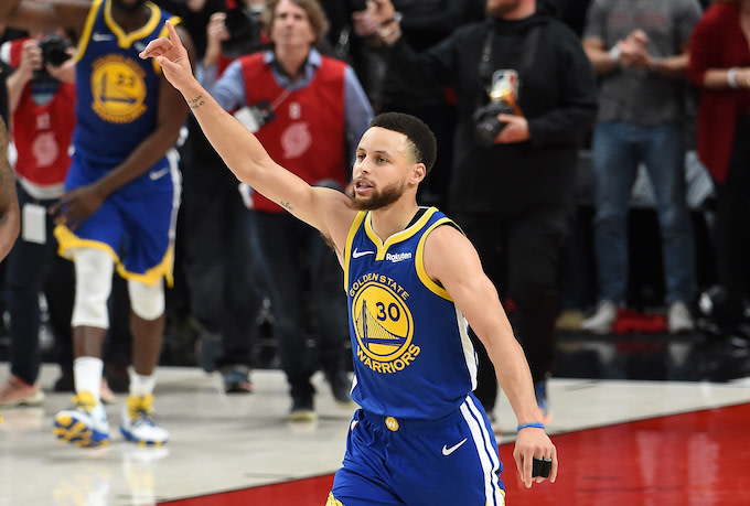 Steph Curry Turned Down 'Space Jam 2' Role Due to Scheduling Issues