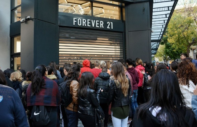 Forever 21 Reportedly Prepping for Potential Bankruptcy Filing