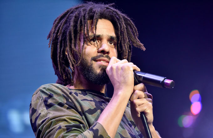 Watch J. Cole and Marshawn Lynch Talk With Ryan Coogler About Their Careers, Activism, and More
