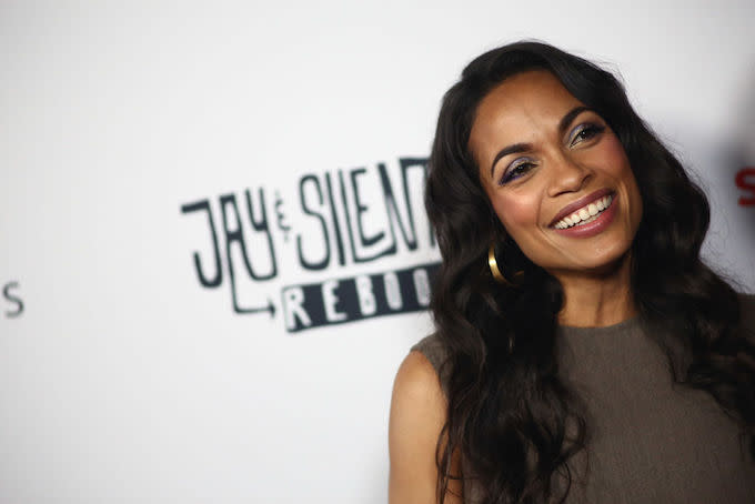 Transgender Man Suing Rosario Dawson and Family for Alleged Assault