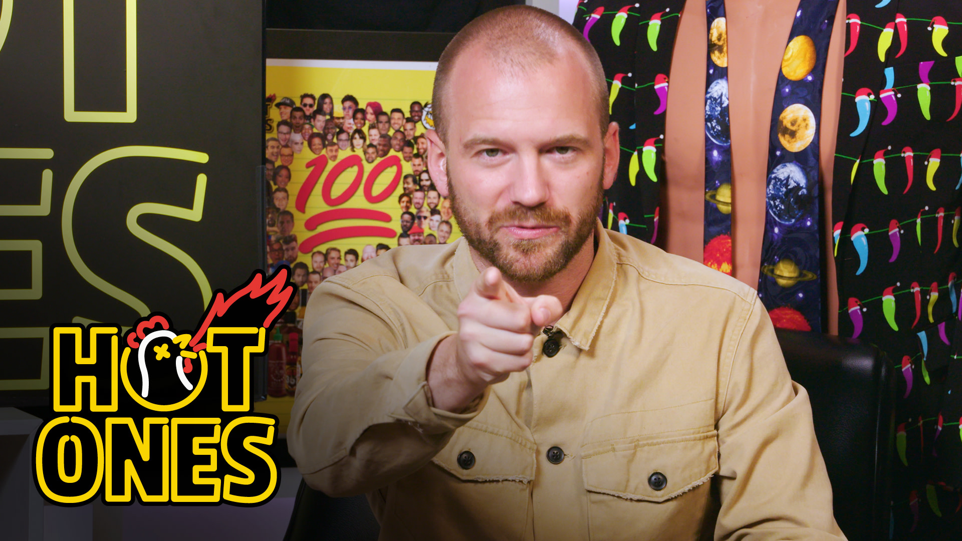 Sean Evans Answers Burning Fan Questions | Hot Ones
