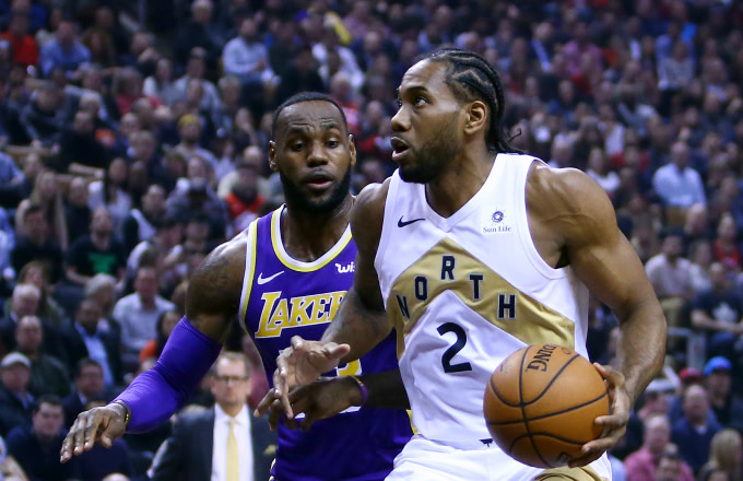 Marc J. Spears: Kawhi Had No Intention of Signing With LeBron, Anthony Davis, and Lakers