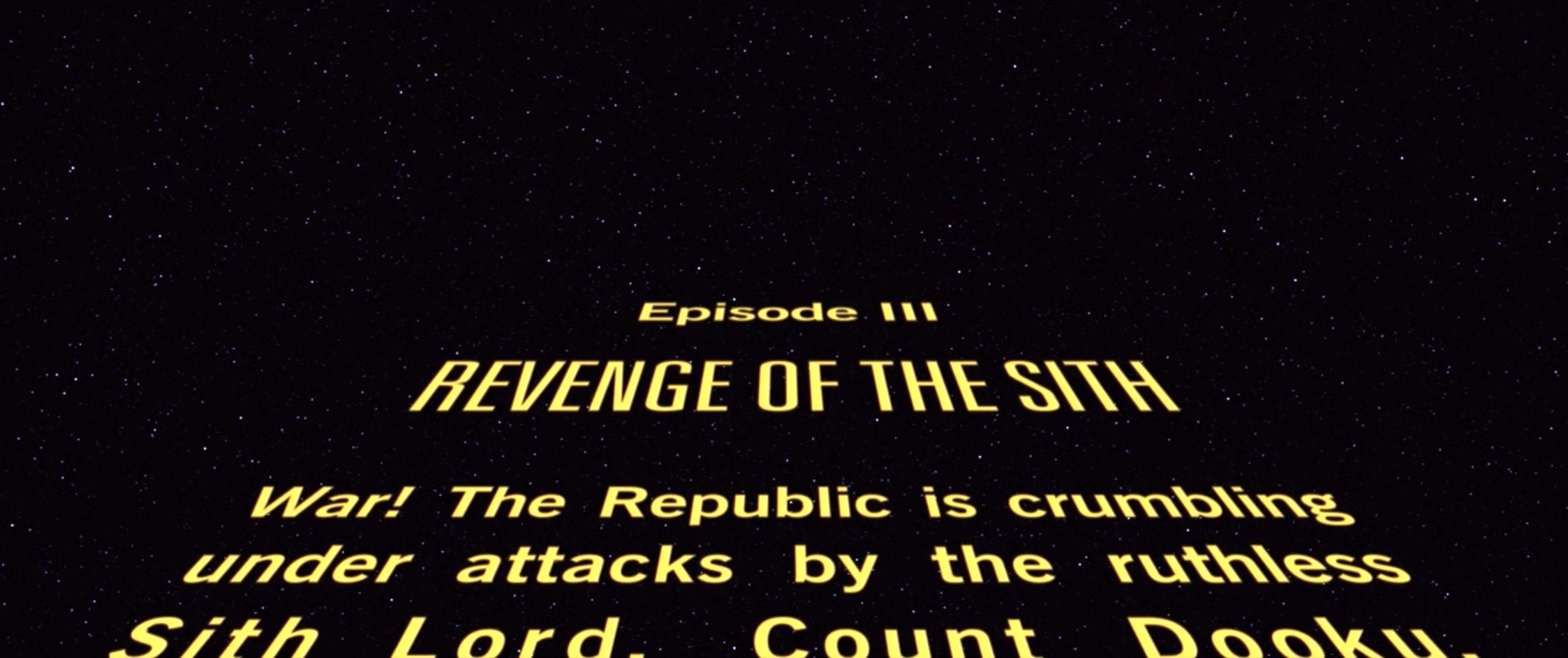 Revenge Of The Sith 20 Trivia Facts And Easter Eggs Complex