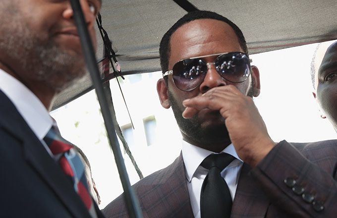 R. Kelly's Girlfriends Reportedly Raising Money for His Legal Battles