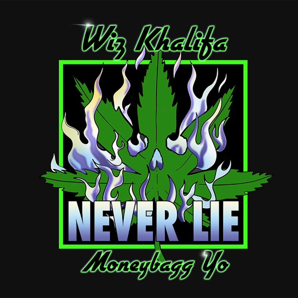 "Wiz Khalifa and Moneybagg Yo Join Forces for ""Never Lie"""