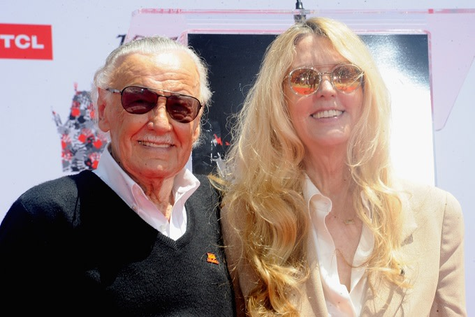 Stan Lee's Daughter Co-Signs Spider-Man Deal, Says Disney and Marvel Gave Dad's Legacy No 'Respect or Decency'