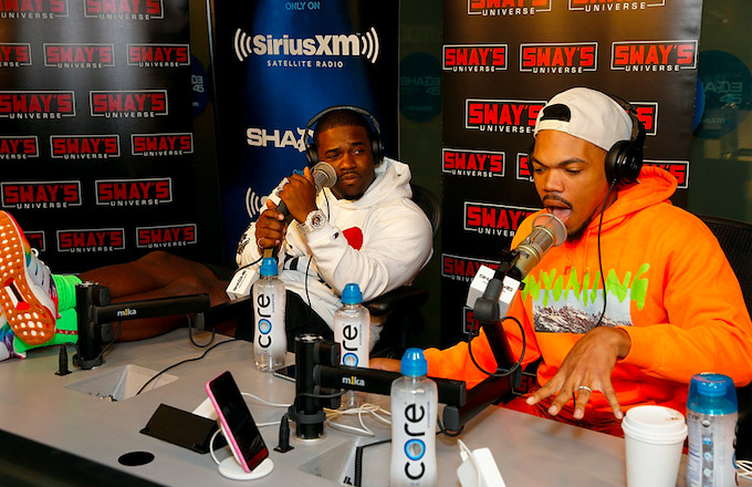 Watch Chance the Rapper and ASAP Ferg Freestyle Over JAY-Z and OutKast Classics