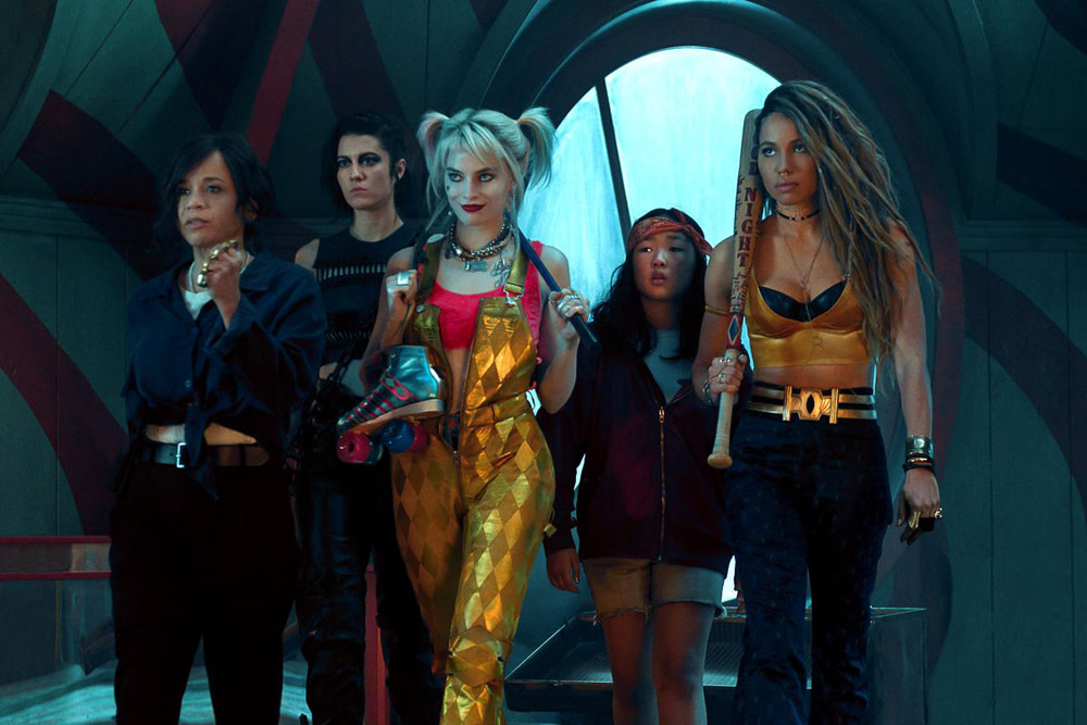 Watch the Soundtrack Trailer for 'Birds of Prey: The Album' f/ Halsey, Doja Cat, and More