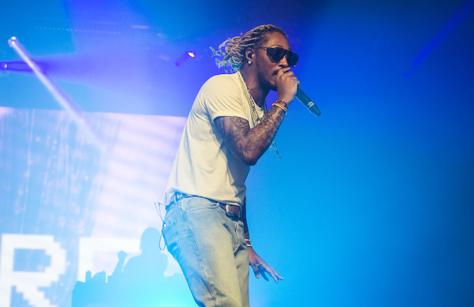 "Future Drops Video for 'Save Me' Track ""St. Lucia"""