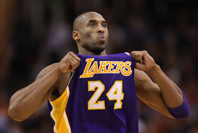 NBA Players, Teams, and More Mourn and Pay Tribute to Kobe Bryant During Sunday's Games