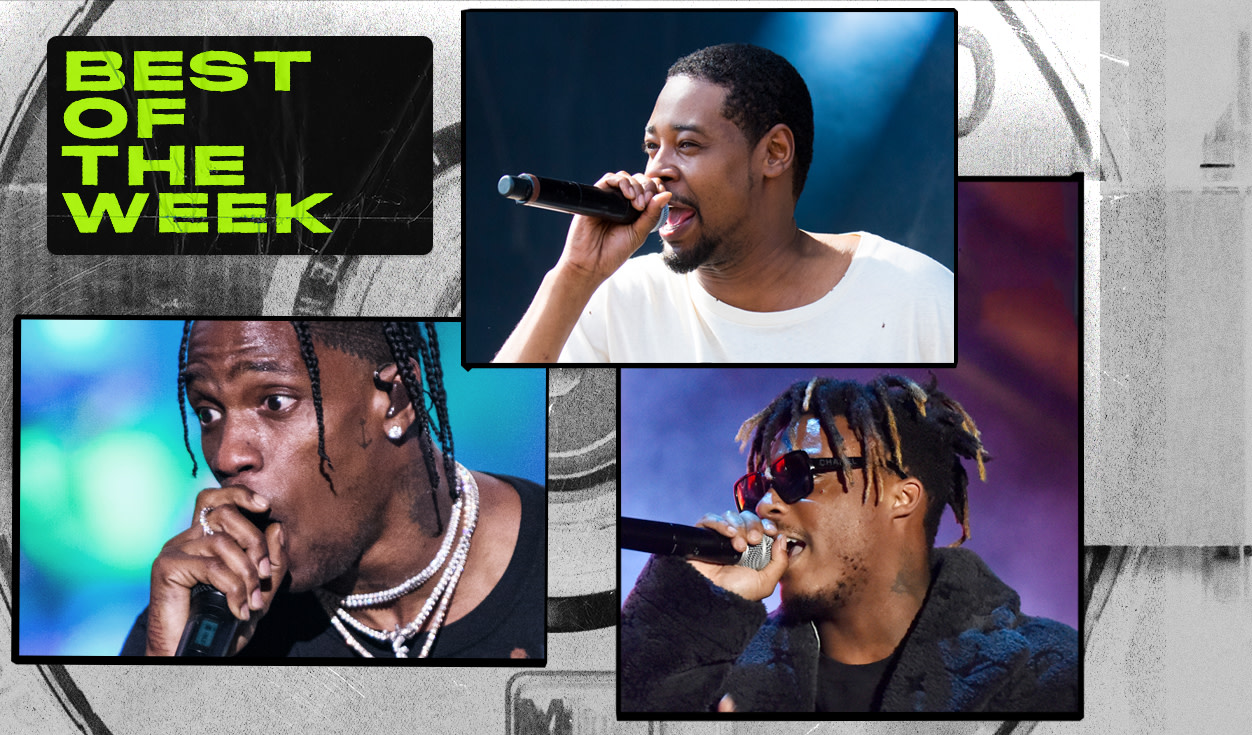Best New Music This Week: Travis Scott, Danny Brown, Juice WRLD, and More