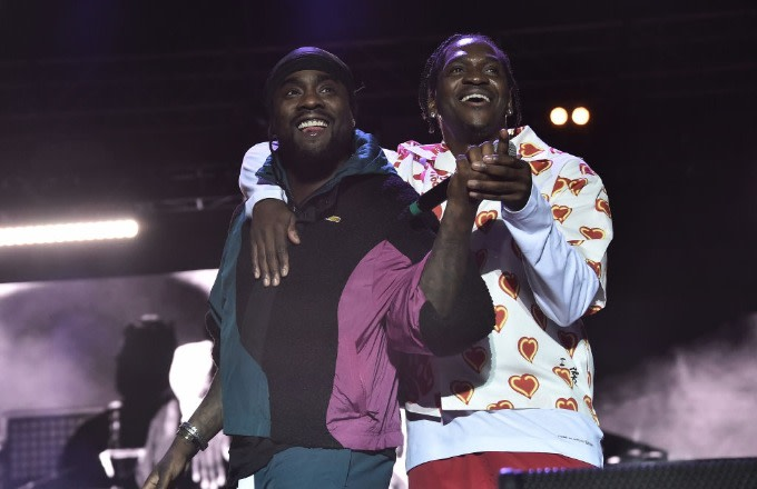 OVO's Chubbs Jokes About Pusha-T's Reaction to Wale Surprising Him Onstage