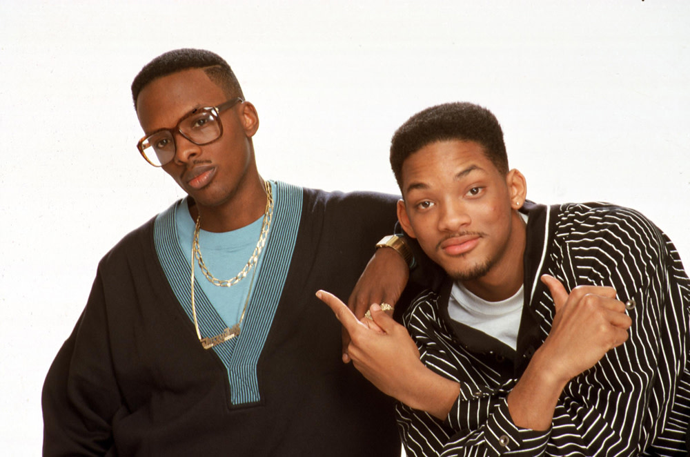 Remember That Time When DJ Jazzy Jeff and The Fresh Prince Almost Starred In 'House Party'?