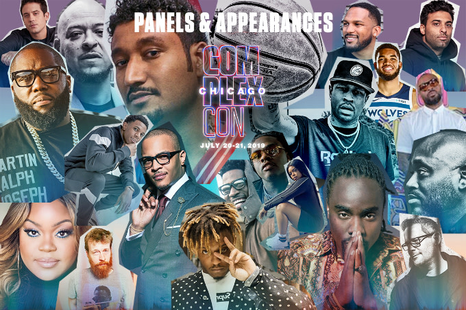 ComplexCon Chicago Announces More Guests and Complex Current Panels