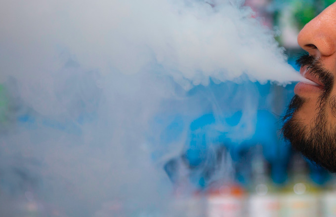 Health Officials Report First Death Linked to Vaping-Related Illness