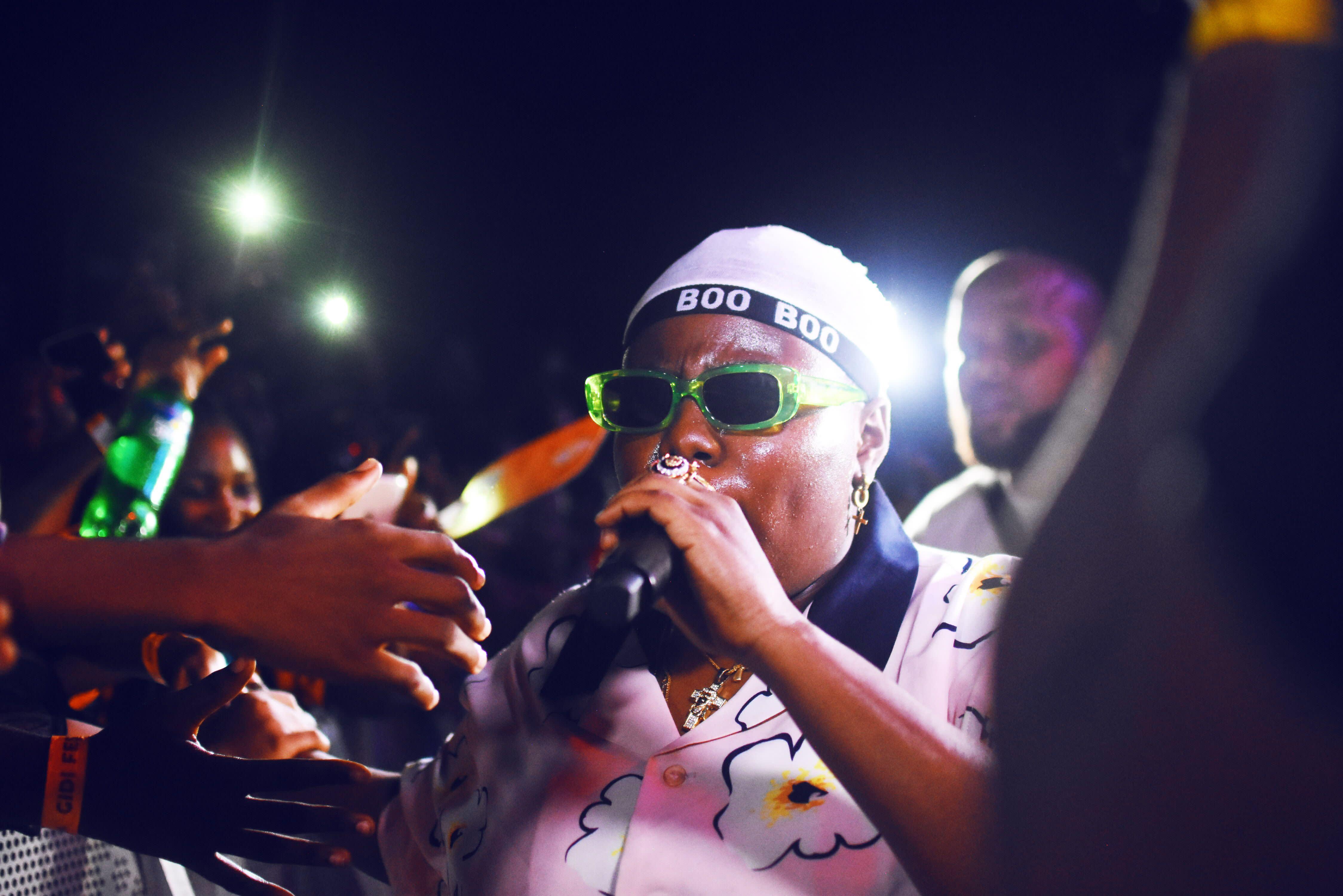 Meet Teni, The Rule-Breaking Artist Shaking Up Nigeria's Music Industry